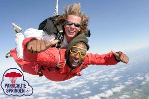 Parachutespringen snelheid - Parachutespringen.nl