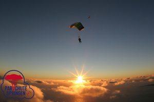 Skydiven aanbieding - Parachutespringen.nl