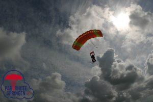 Parachutespringen korting - Parachutespringen.nl