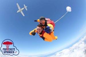 Skydiven Nederland - Parachutespringen.nl