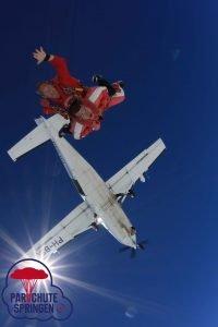 Skydiven Texel - Parachutespringen.nl